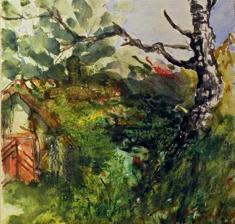 Vanha kellari, Anna-Maija Rissanen