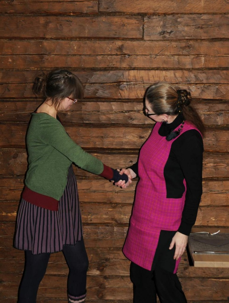 Anna-Maija Rissanen ottaa vastaan puheenjohtajan tehtävät Sinikka Ustinov-Jonesilta